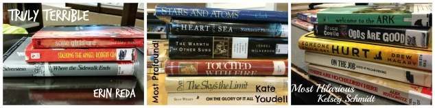 book spine poetry winners