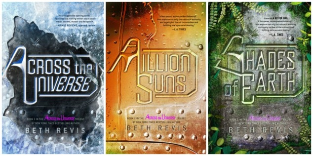 across the universe trilogy banner