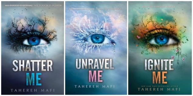 shatter me trilogy banner