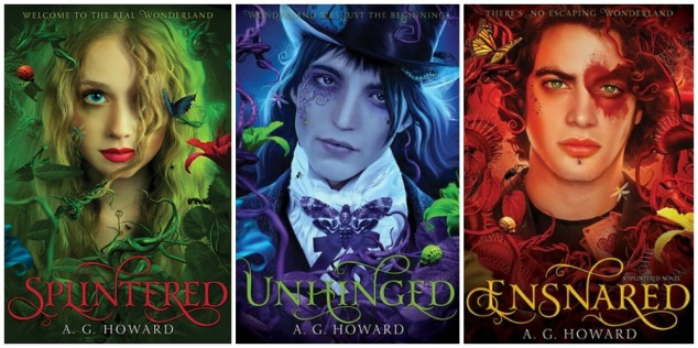 splintered series banner