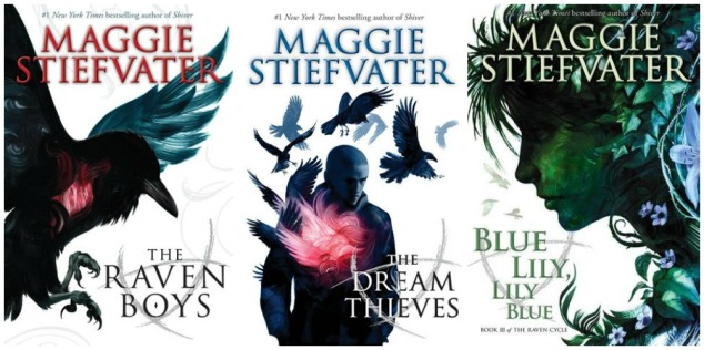 the raven cycle banner