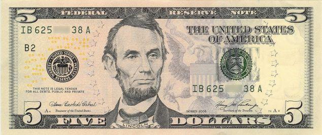$5Bill